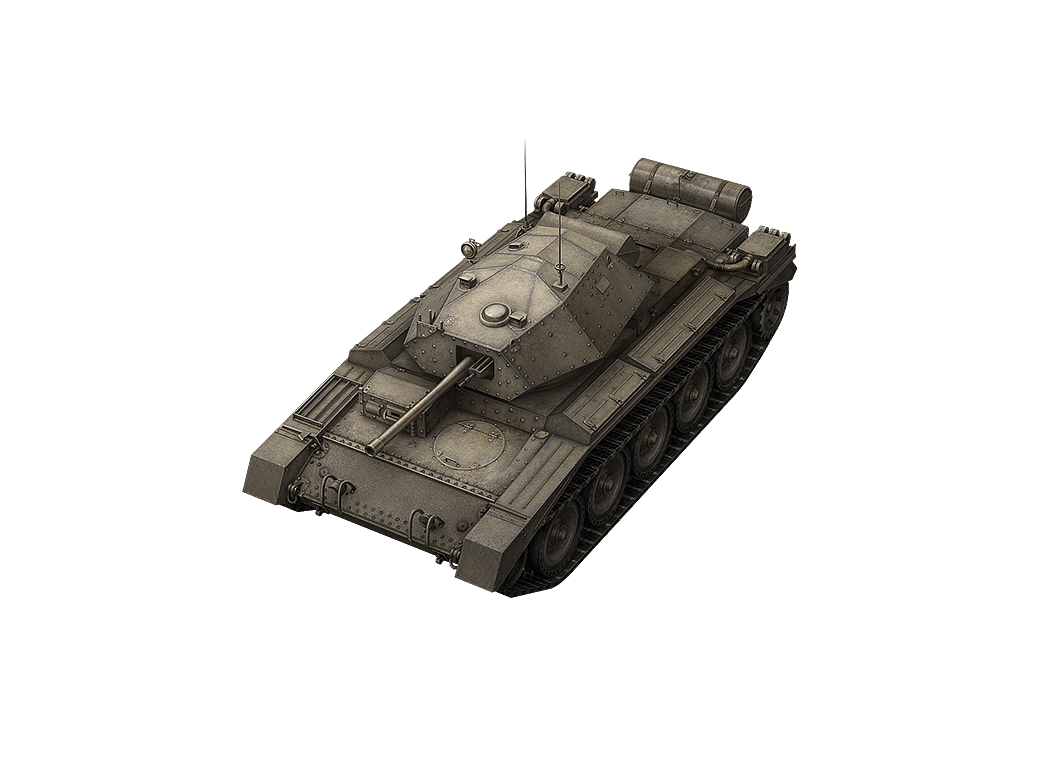 Crusader в World of Tanks Blitz
