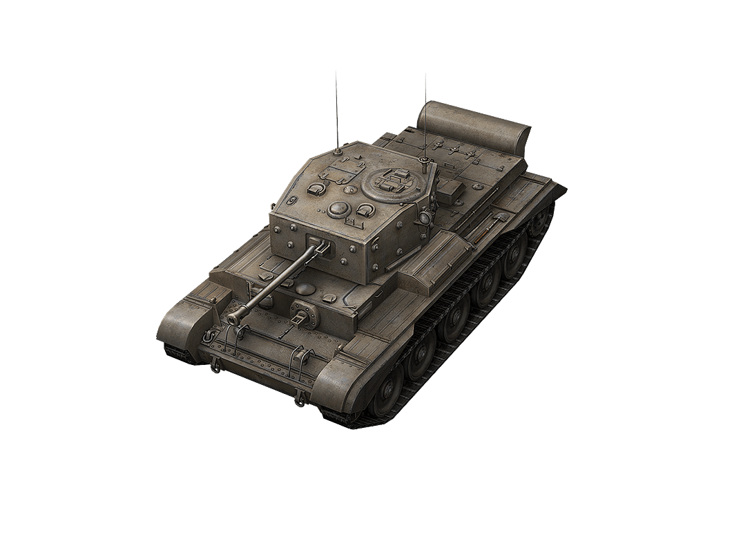 Cromwell в World of Tanks Blitz