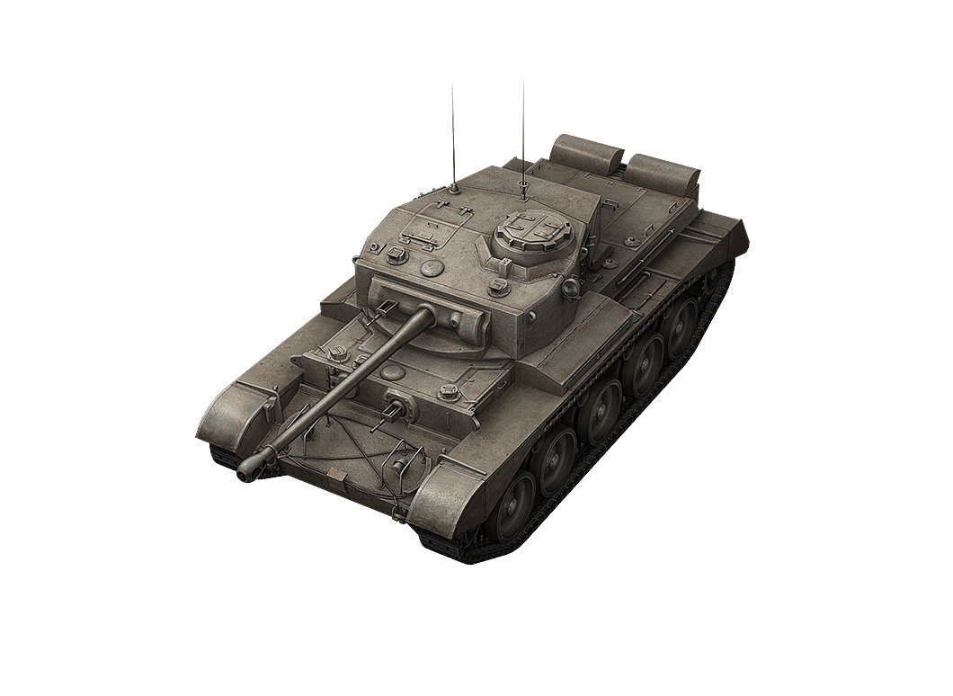 Comet в World of Tanks Blitz