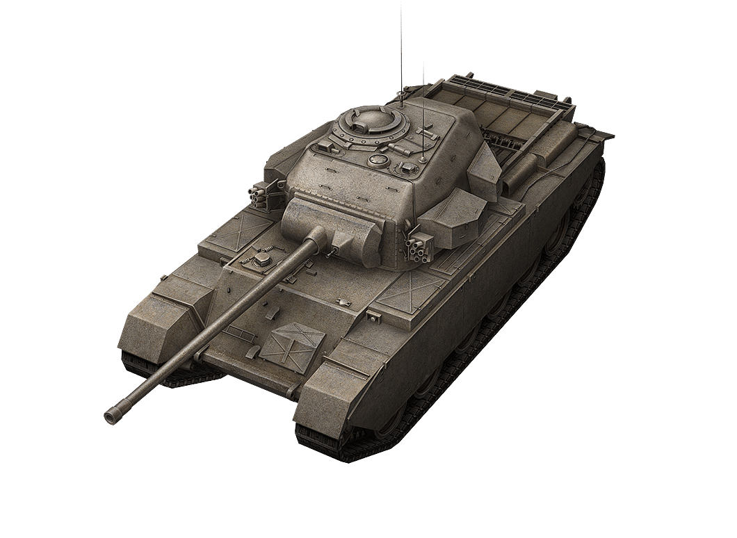 Centurion Mk. 7/1 в World of Tanks Blitz