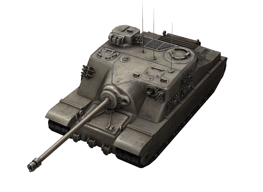 Tortoise в World of Tanks Blitz