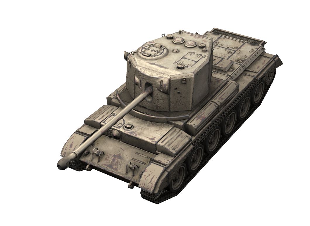 Challenger в World of Tanks Blitz