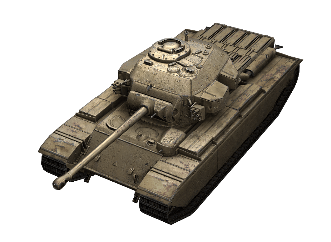 FV201 (A45) в World of Tanks Blitz