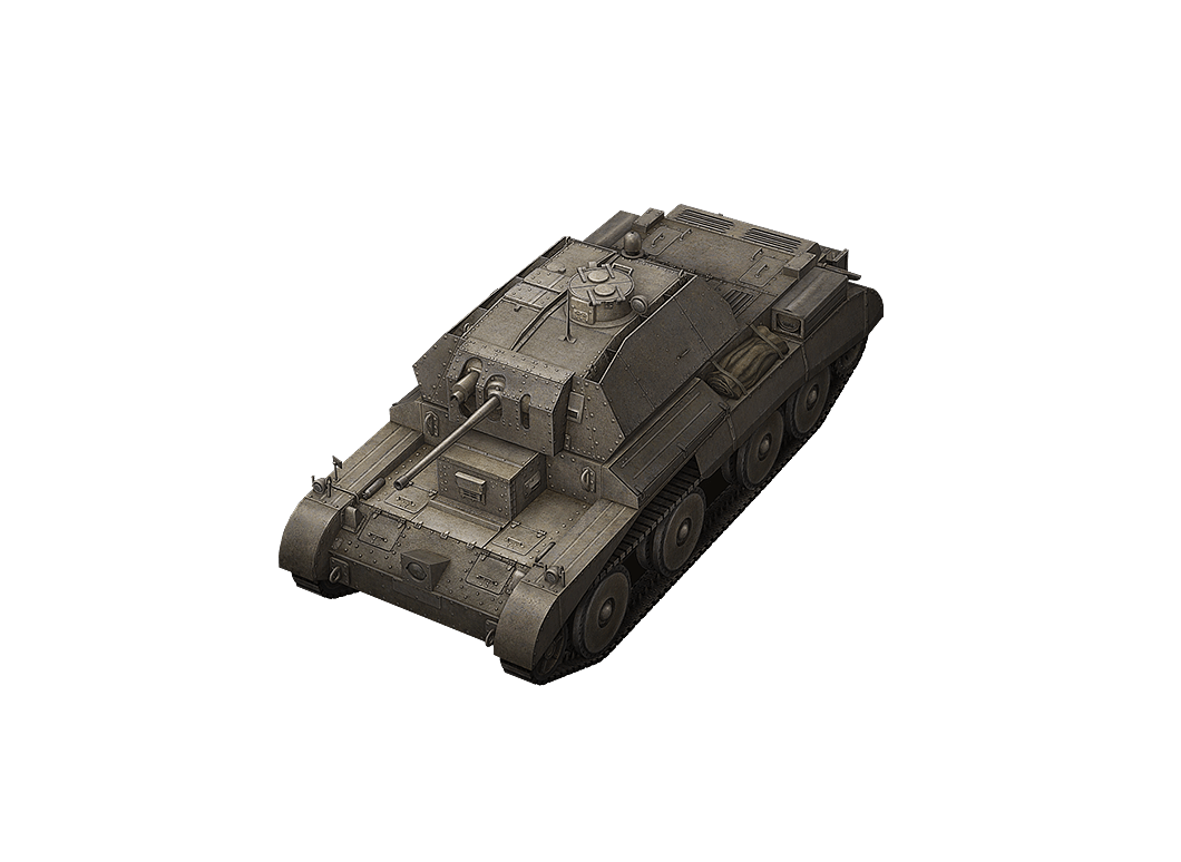 Cruiser Mk. IV в World of Tanks Blitz