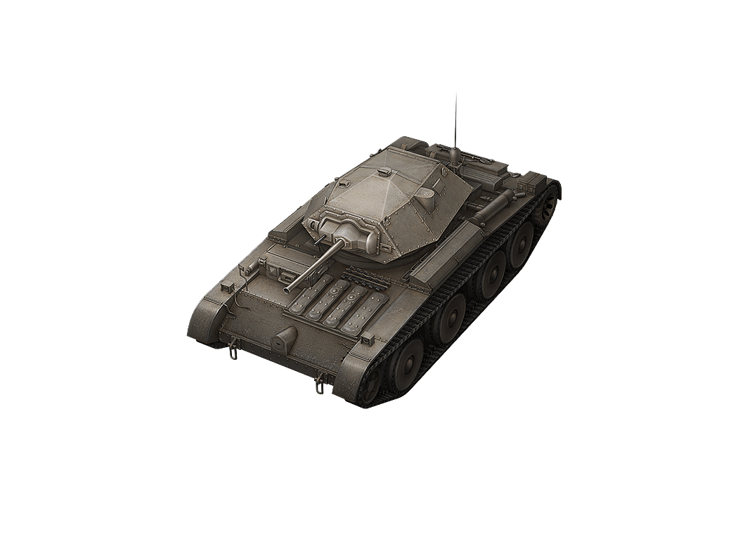Covenanter в World of Tanks Blitz