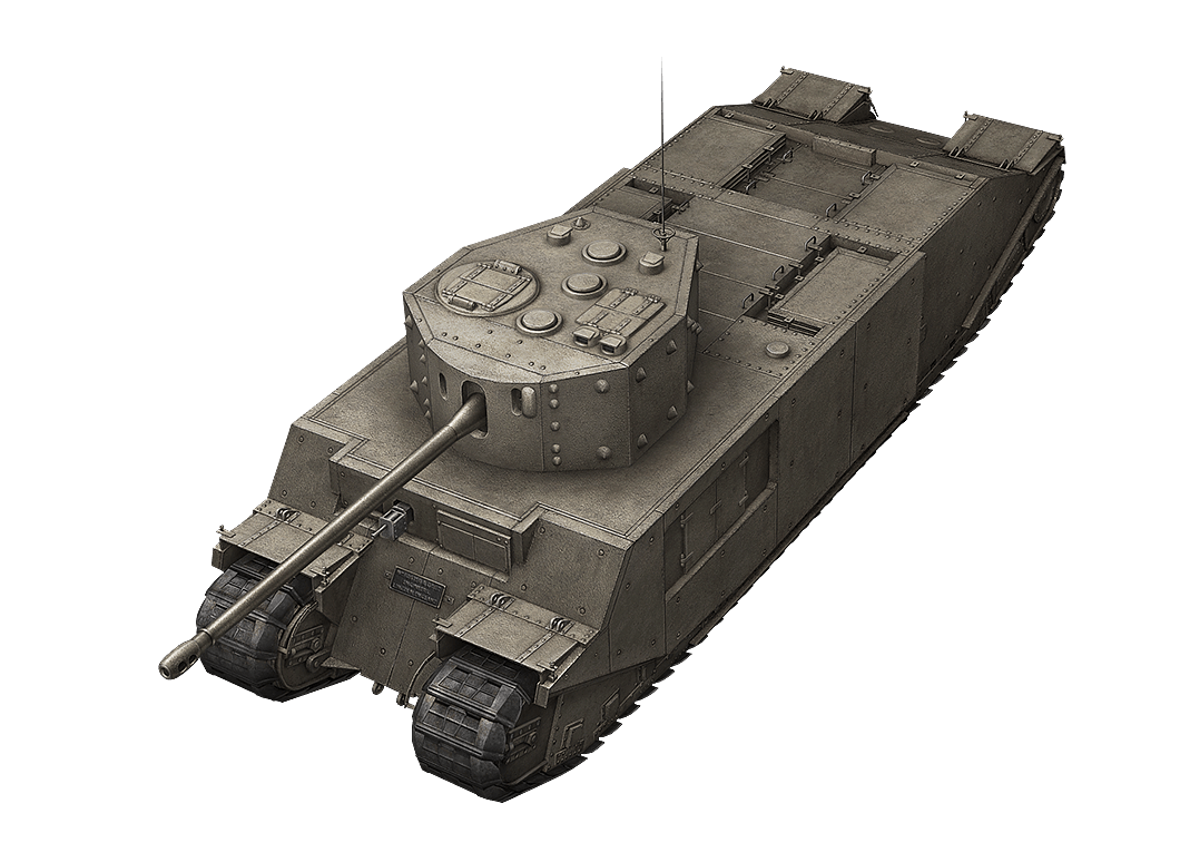 TOG II* в World of Tanks Blitz