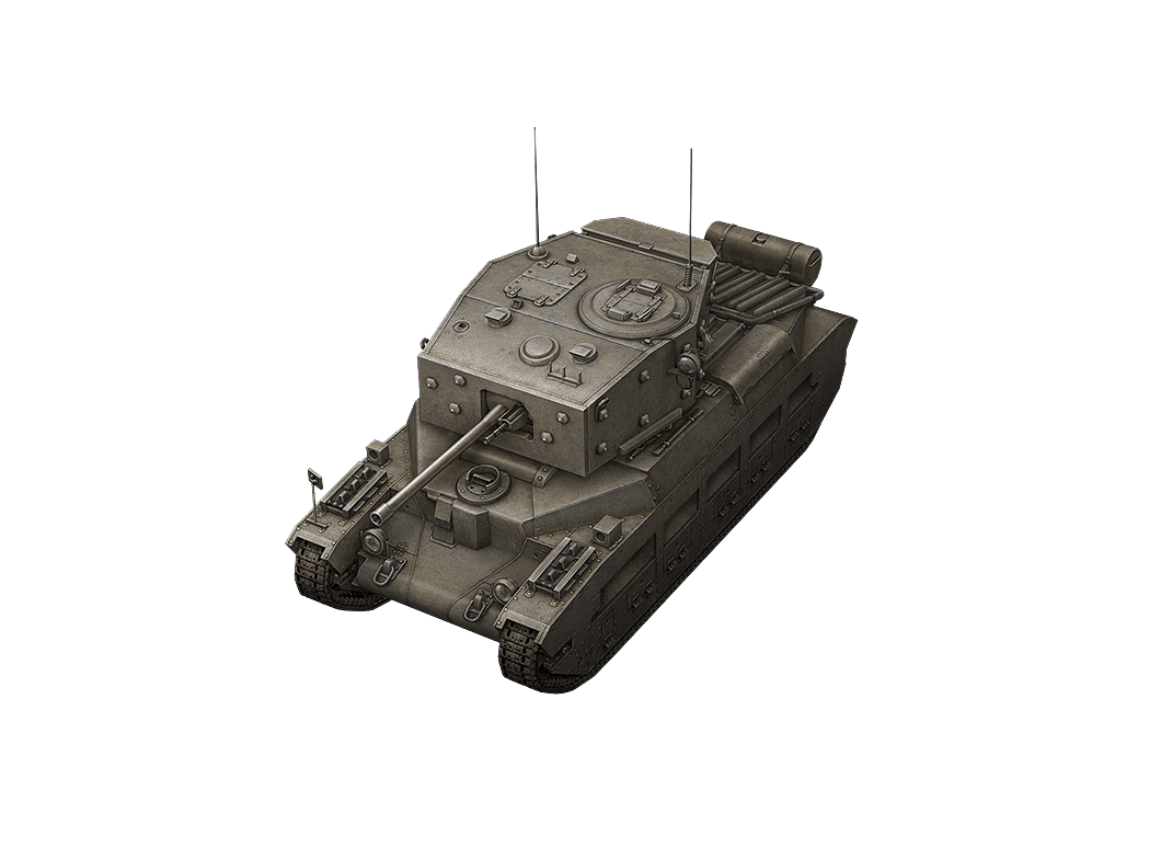 Matilda Black Prince в World of Tanks Blitz