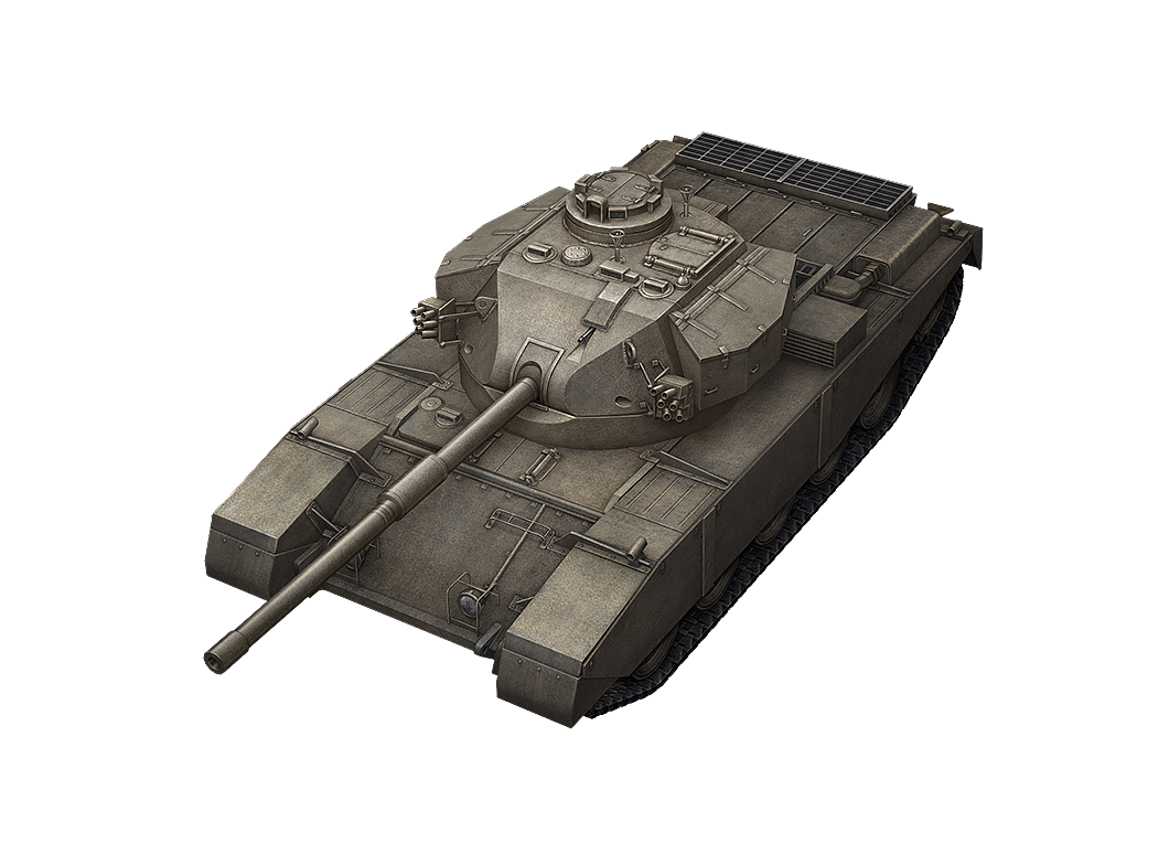 FV4202 в World of Tanks Blitz