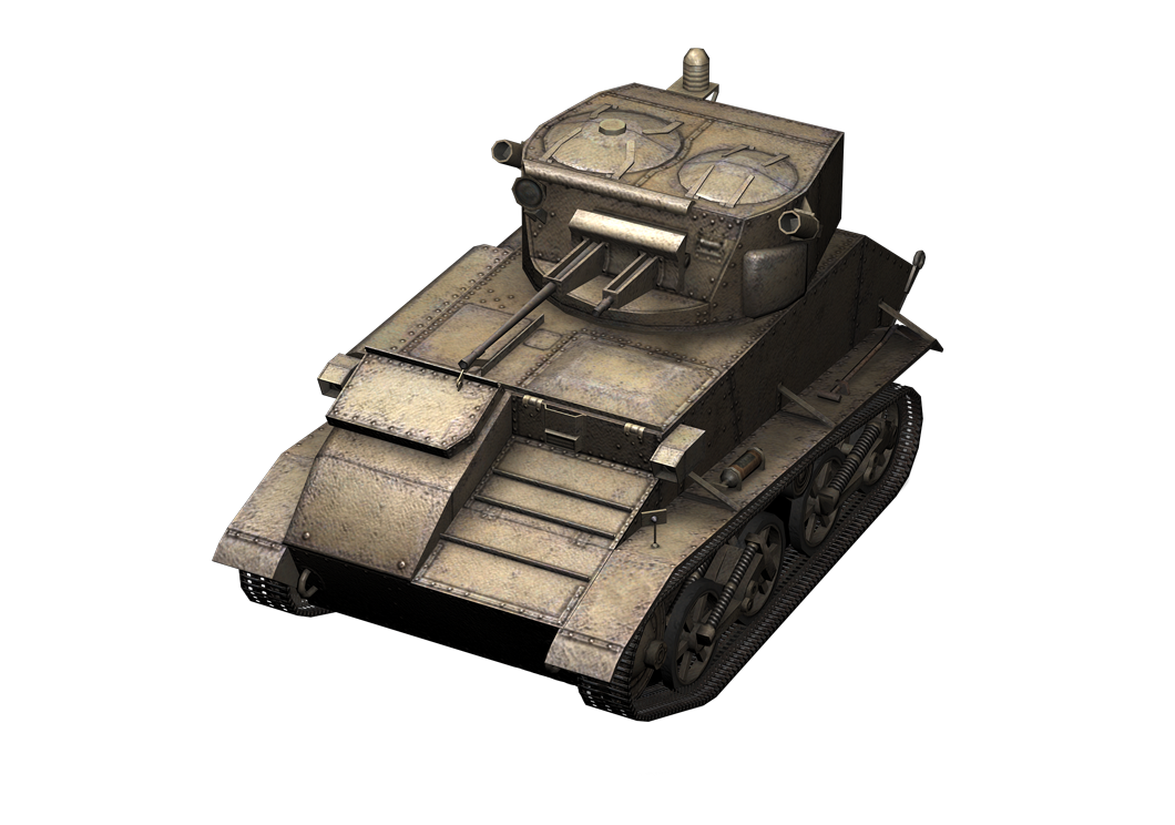 Light Mk. VIC в World of Tanks Blitz