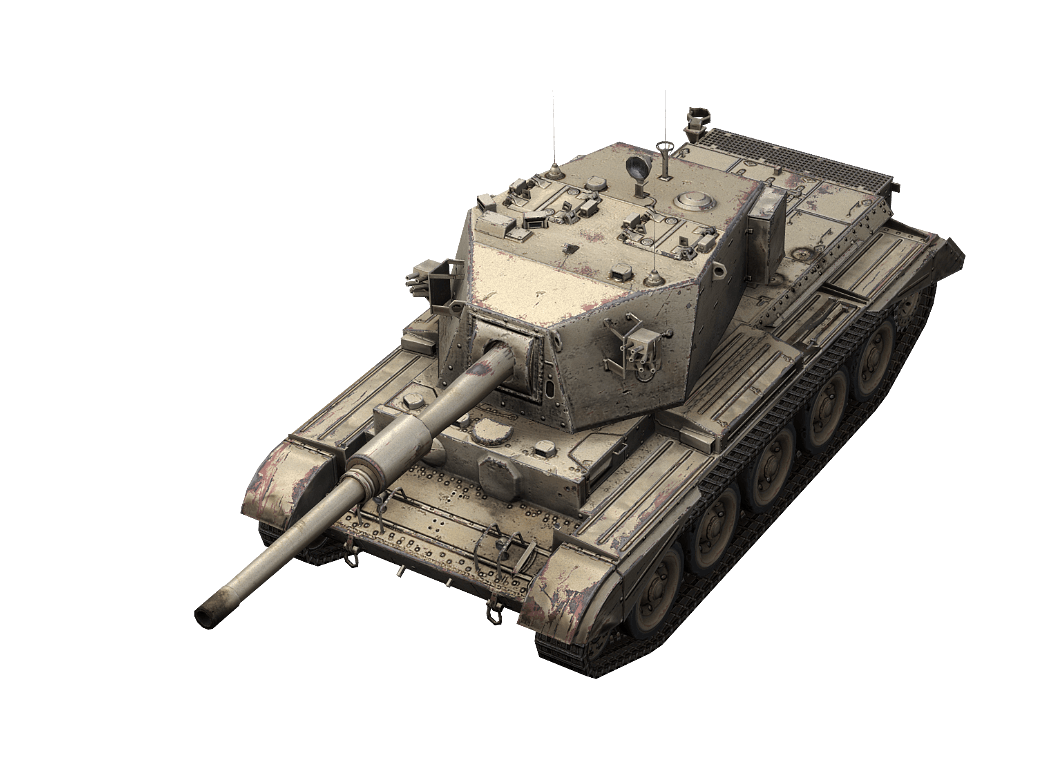 Charioteer в World of Tanks Blitz