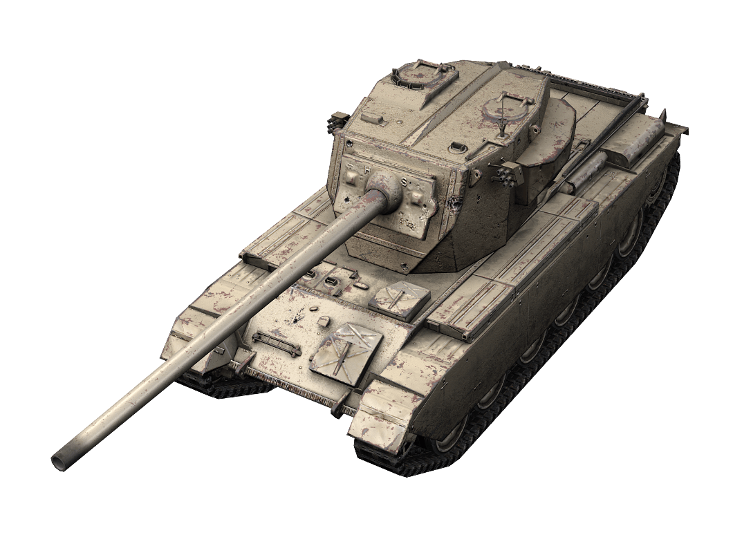 FV4004 Conway в World of Tanks Blitz