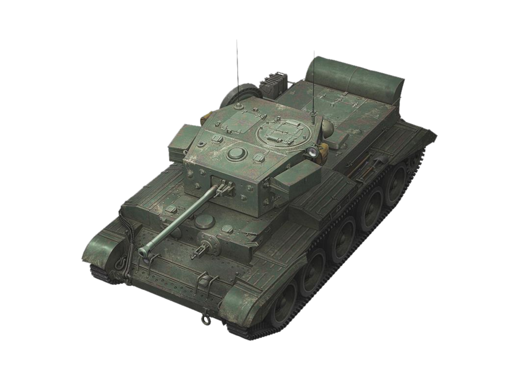 Cromwell B в World of Tanks Blitz