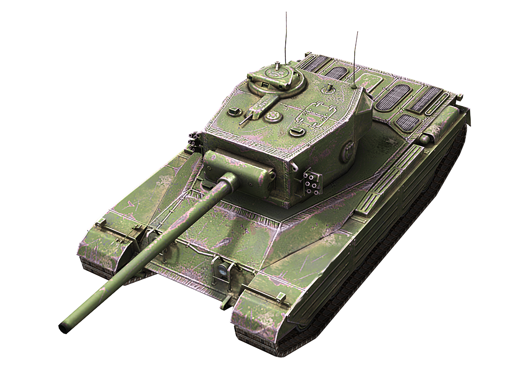 Chimera в World of Tanks Blitz