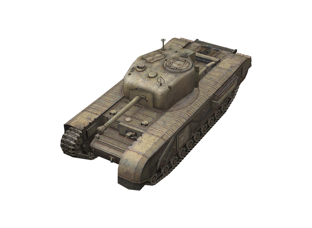 Churchill Mk. VI в World of Tanks Blitz