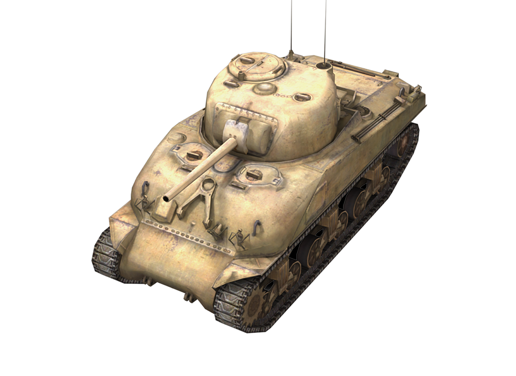 Sherman V в World of Tanks Blitz