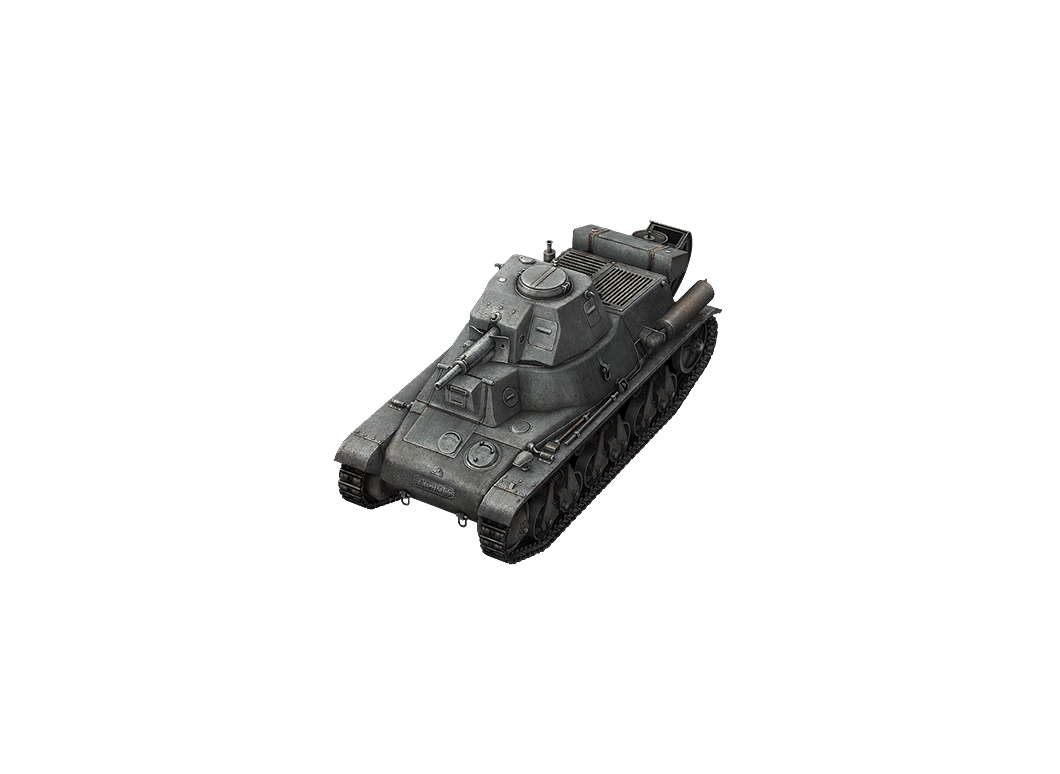 Pz.Kpfw. 38H 735 (f) в World of Tanks Blitz