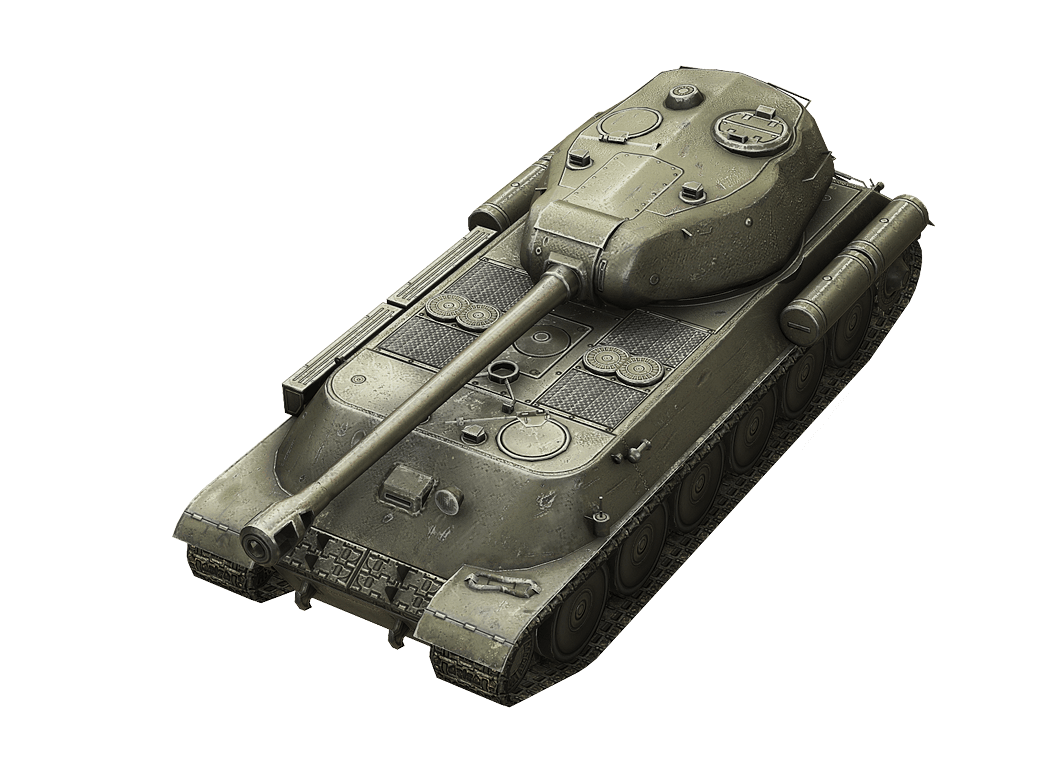 ИС-2Ш в World of Tanks Blitz