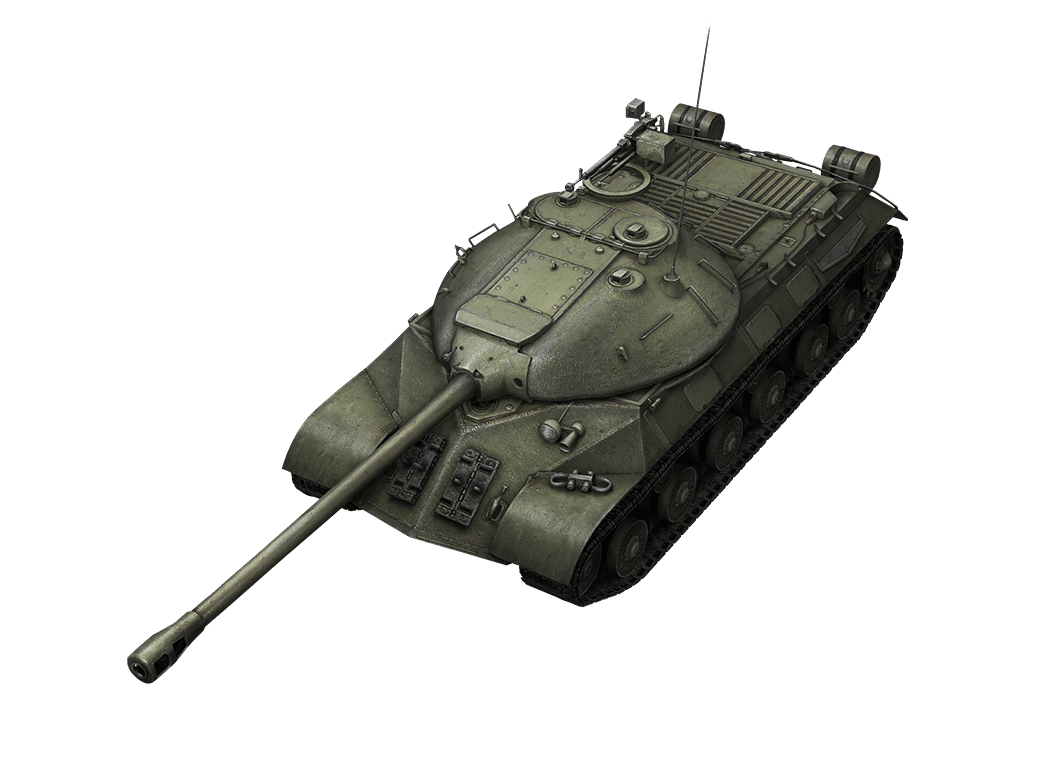 ИС-3 в World of Tanks Blitz