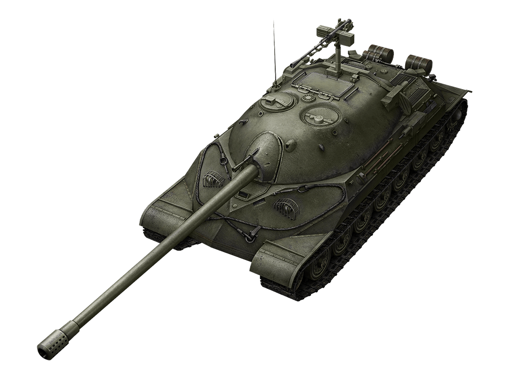 ИС-7 в World of Tanks Blitz