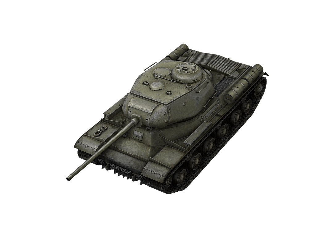 ИС в World of Tanks Blitz