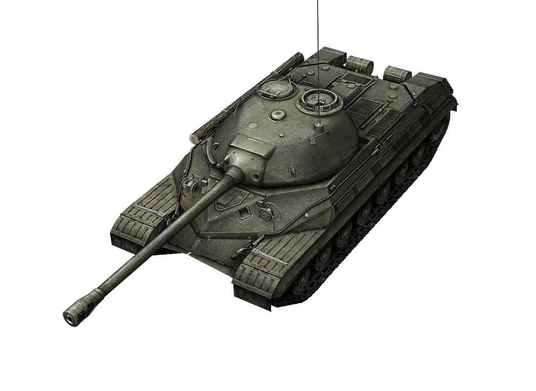 ИС-8 в World of Tanks Blitz