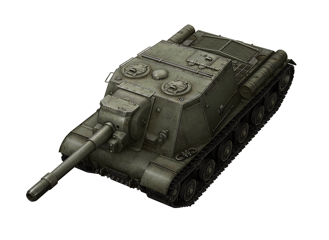 ИСУ-152 в World of Tanks Blitz