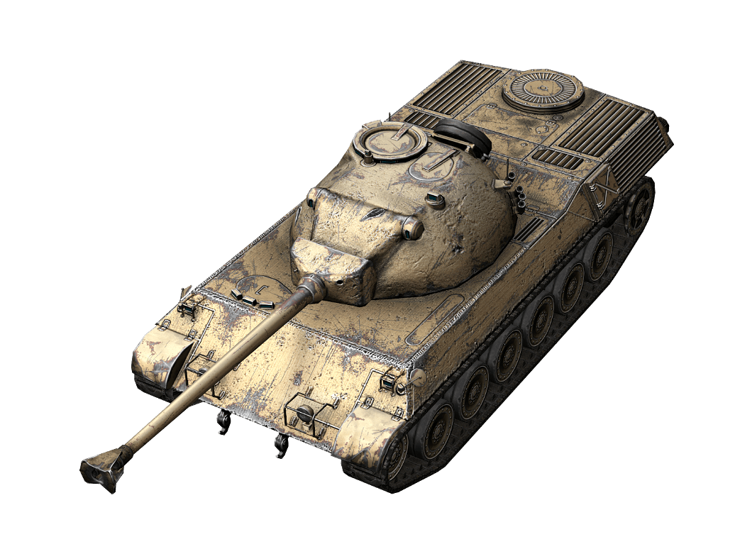 Prototipo Standard B в World of Tanks Blitz