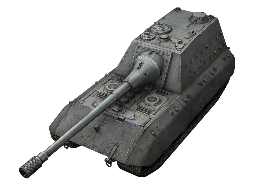 Jagdpanzer E 100 в World of Tanks Blitz