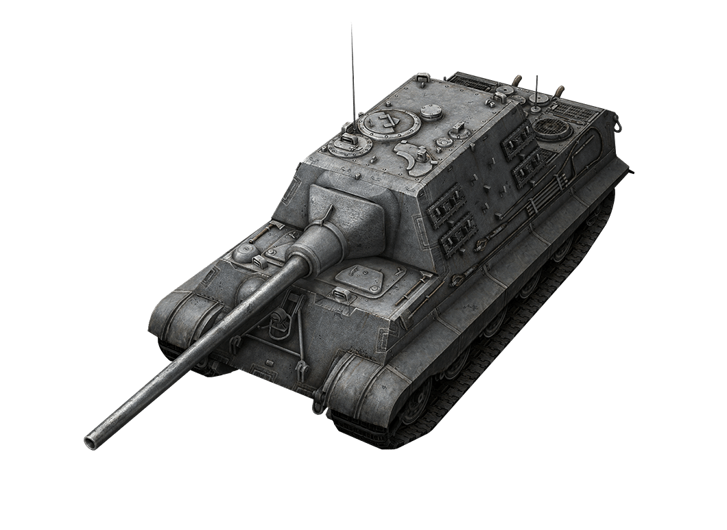 Jagdtiger в World of Tanks Blitz