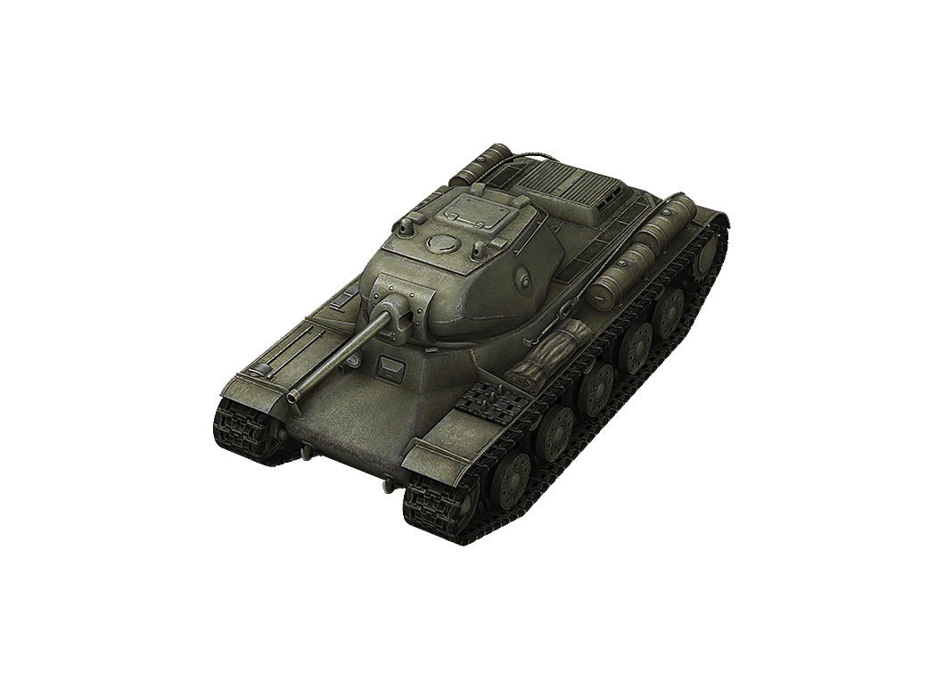 КВ-13 в World of Tanks Blitz