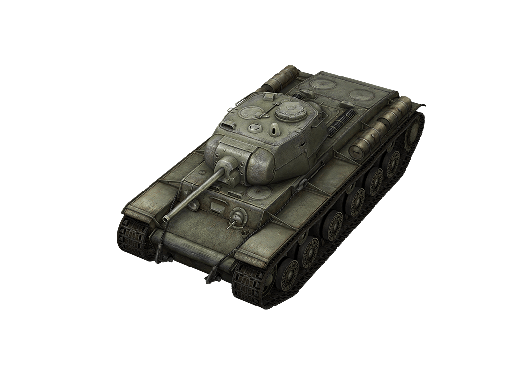 КВ-1С в World of Tanks Blitz