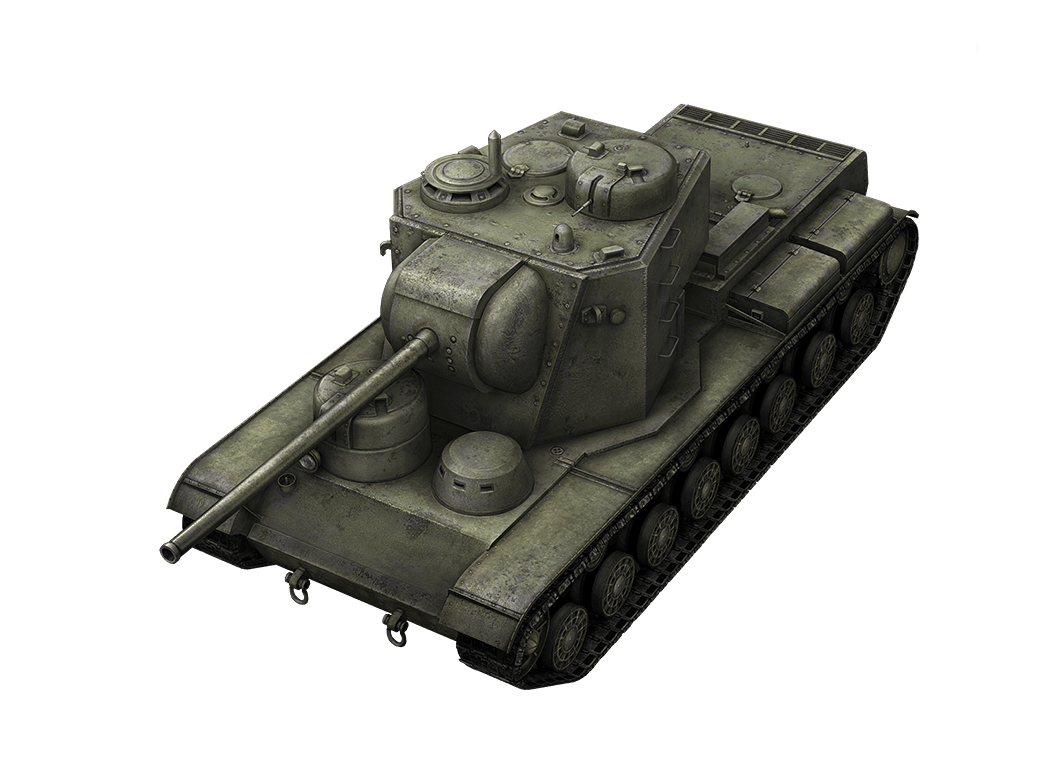 КВ-5 в World of Tanks Blitz
