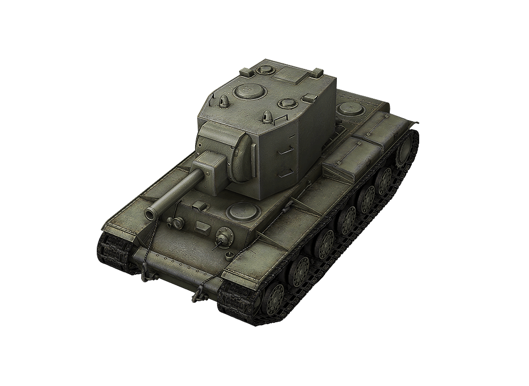 КВ-2 в World of Tanks Blitz