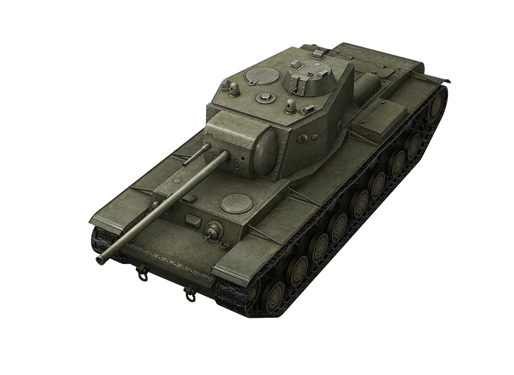 КВ-4 в World of Tanks Blitz