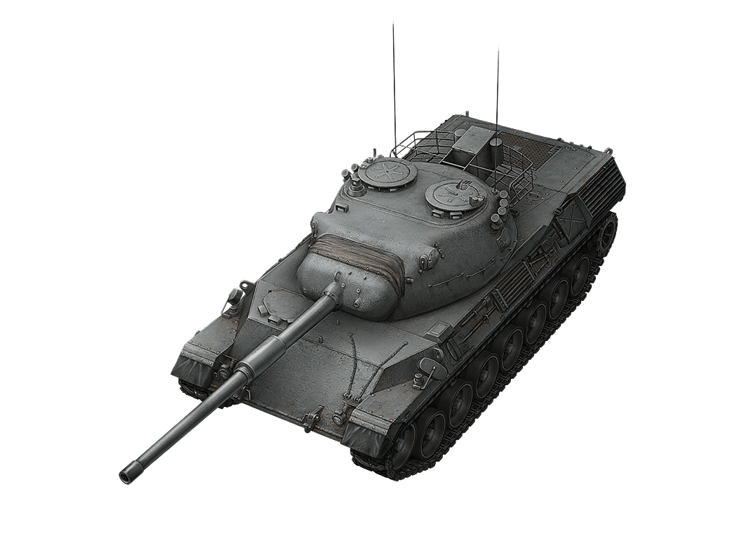 Leopard 1 в World of Tanks Blitz