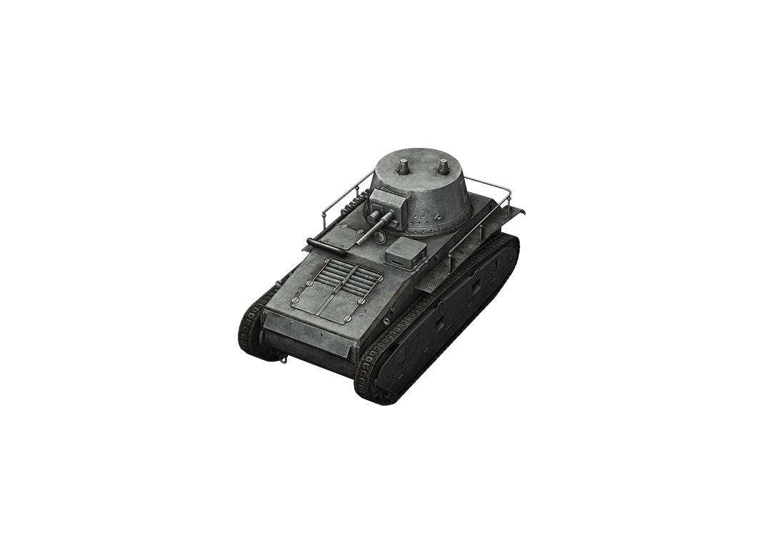 Leichttraktor в World of Tanks Blitz