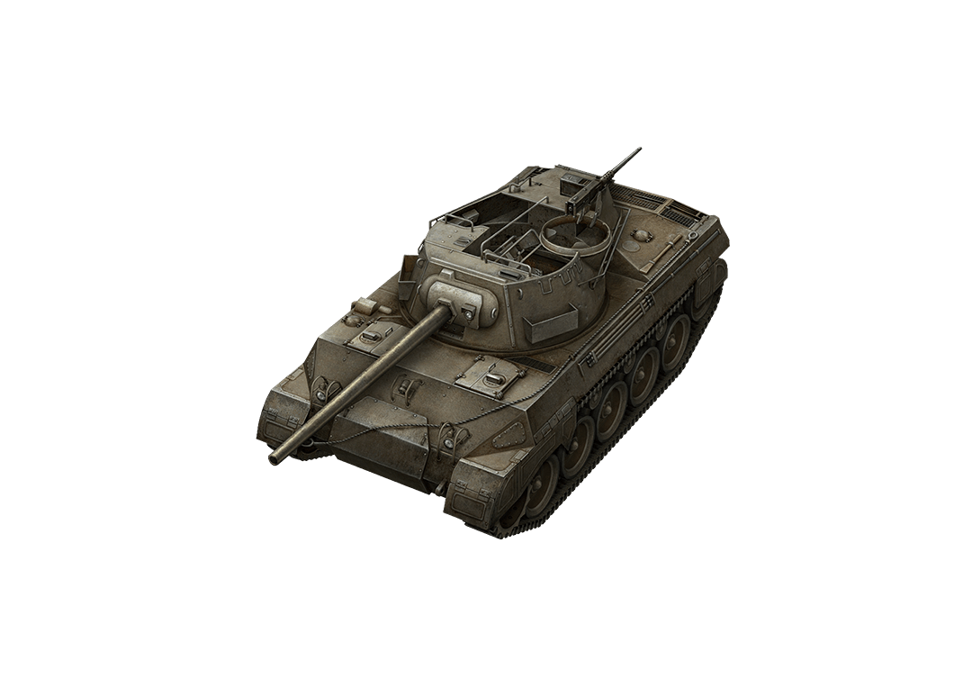M18 Hellcat в World of Tanks Blitz