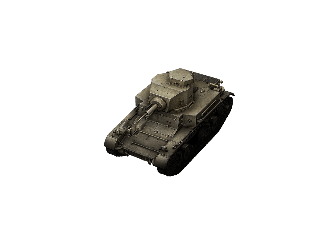 M2 Light Tank в World of Tanks Blitz