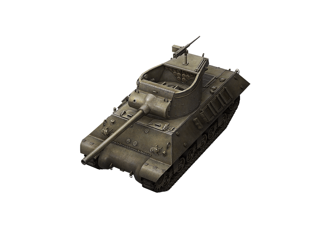 M36 Jackson в World of Tanks Blitz