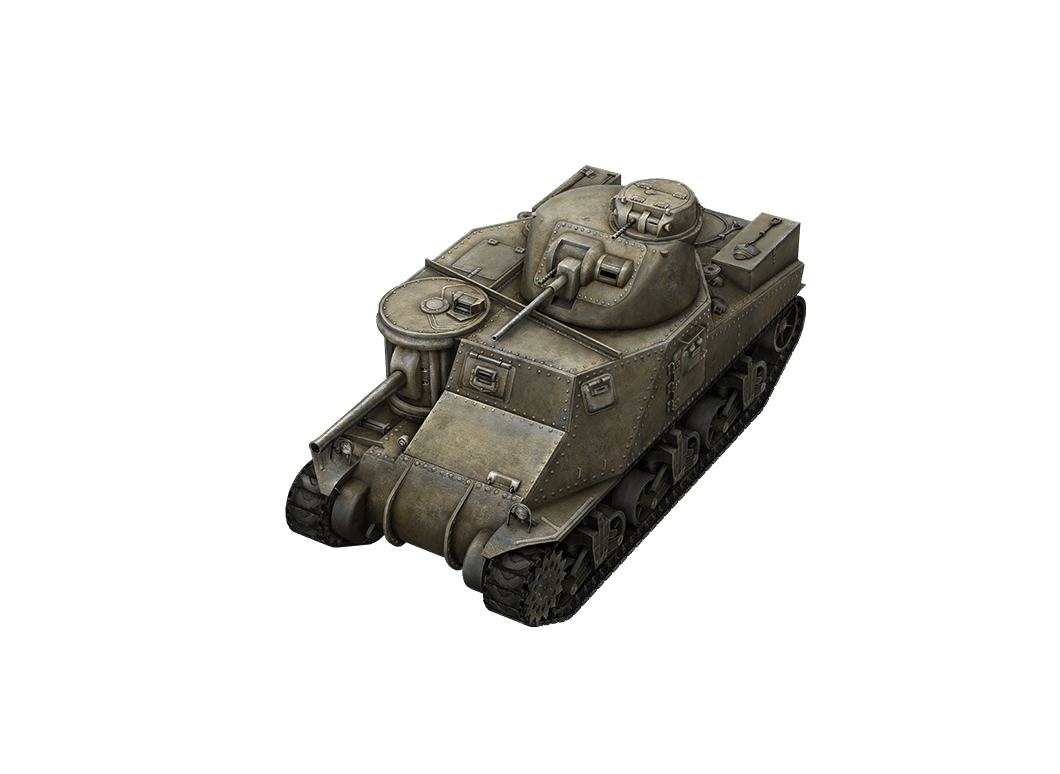M3 Lee в World of Tanks Blitz
