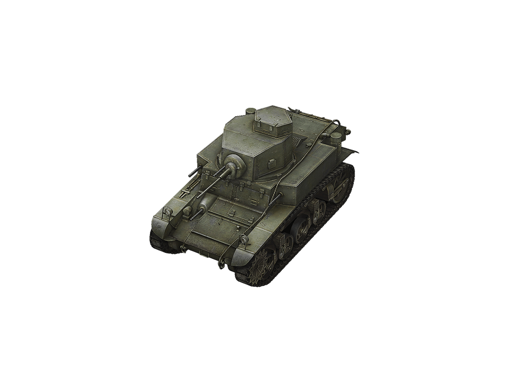 М3 лёгкий в World of Tanks Blitz