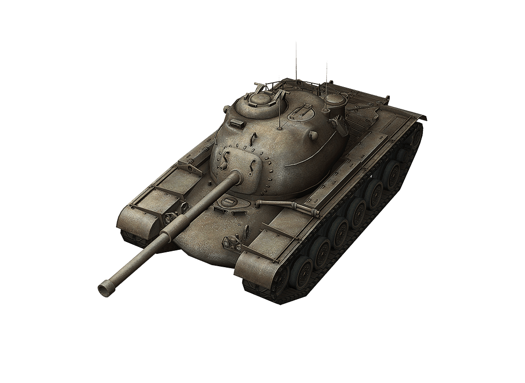 M48 Patton в World of Tanks Blitz