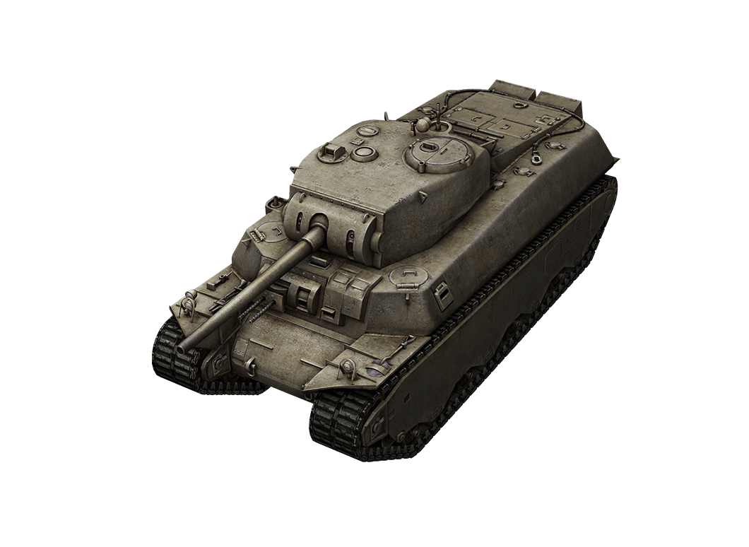 M6 в World of Tanks Blitz