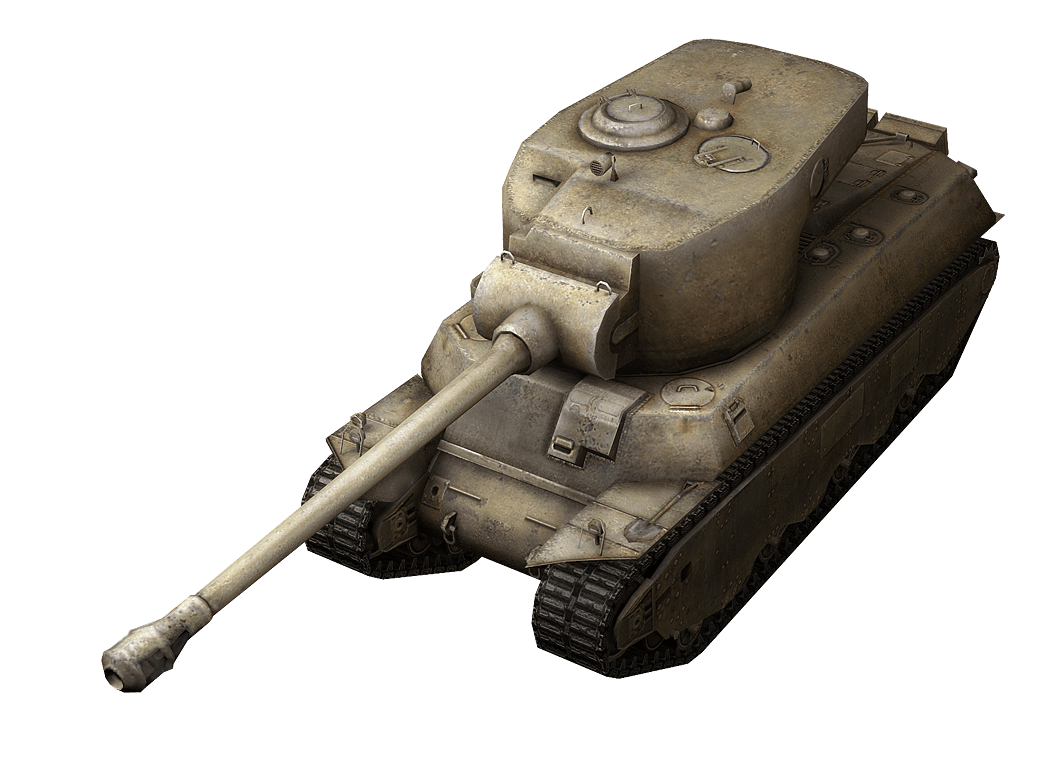M6A2E1 в World of Tanks Blitz