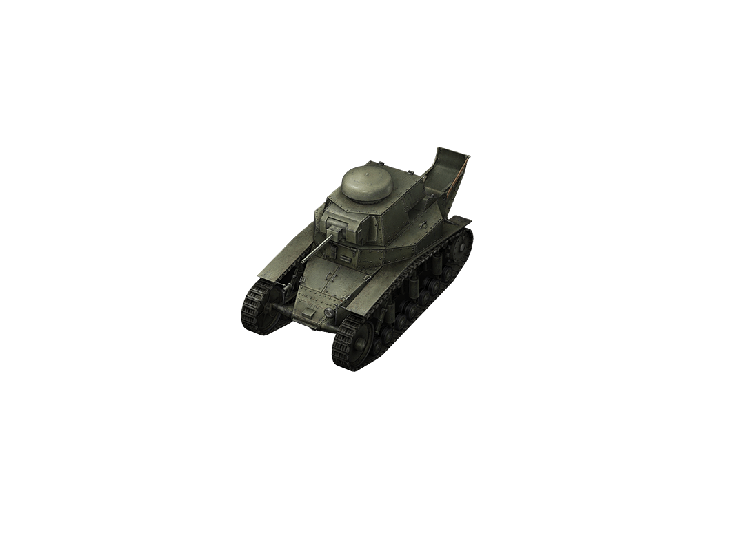 МС-1 в World of Tanks Blitz