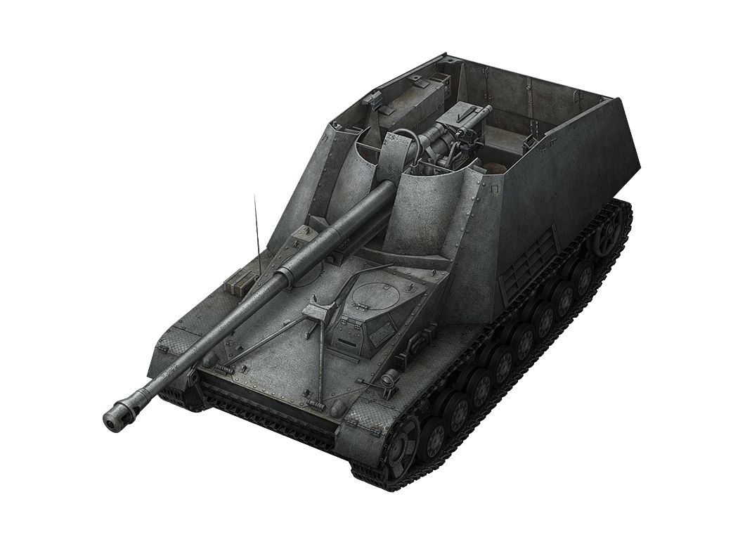 Nashorn в World of Tanks Blitz