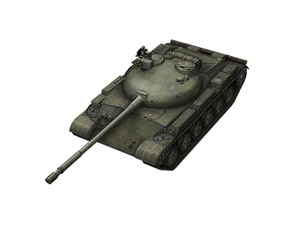 Объект 140 в World of Tanks Blitz