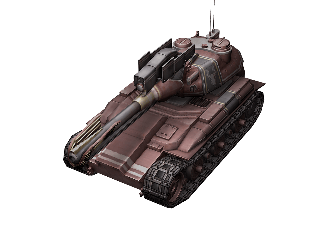 Lupus в World of Tanks Blitz