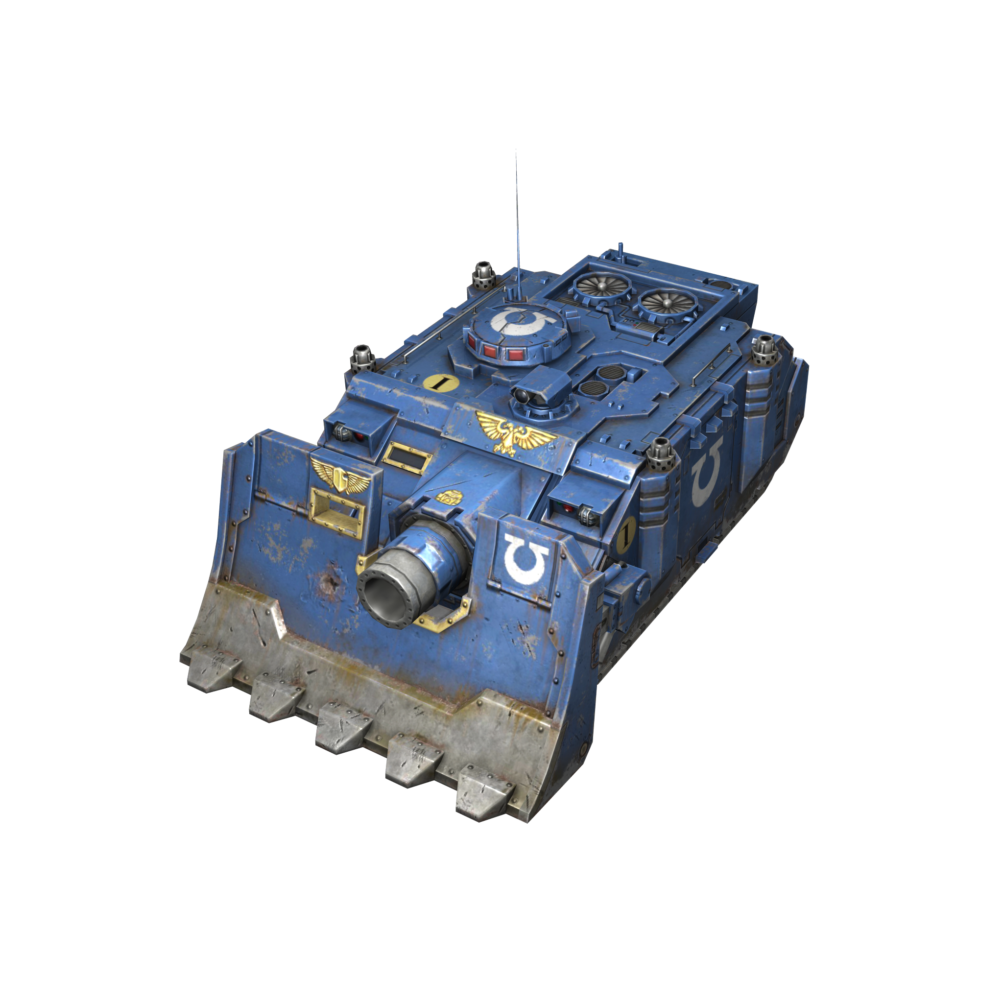 Vindicator Ultramarines в World of Tanks Blitz