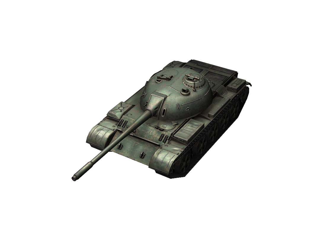 T 55A в World of Tanks Blitz